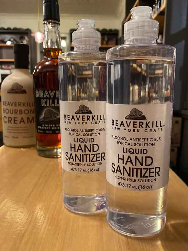 Beaverkill Hand Sanitizer (2 pack)