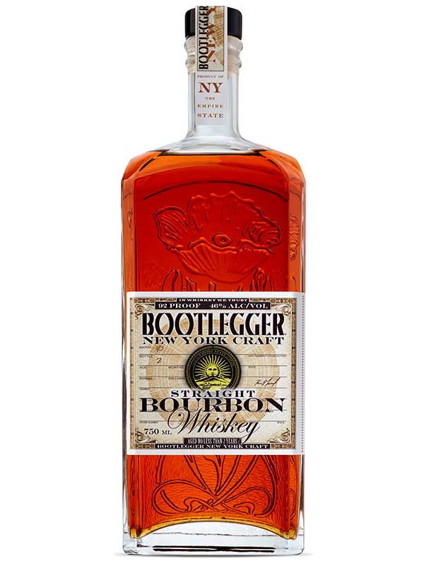 92 Proof Straight Bourbon