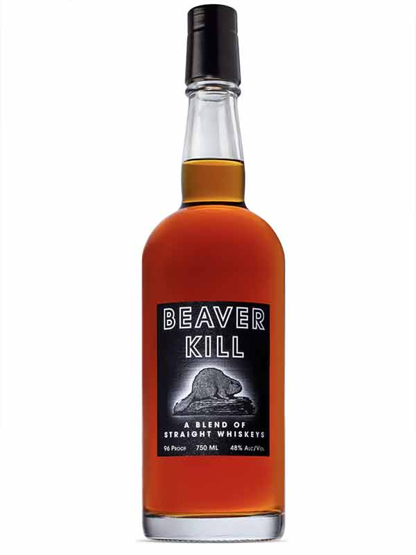 Beaverkill Straight Whiskey 750ml